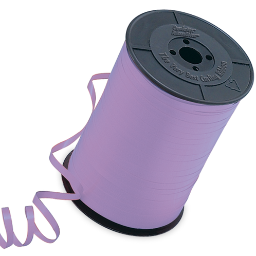 Lavender Balloon Ribbon