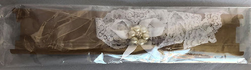Lace & Peral Garter