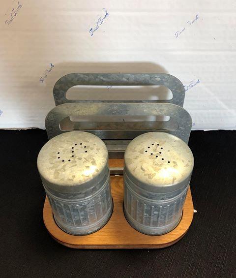 Galvanized Shakers