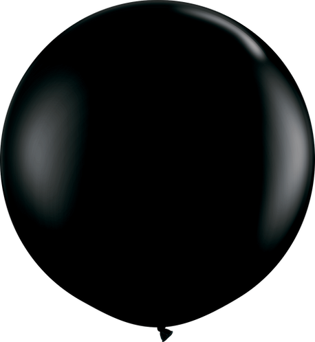 Black ~ 24 Inch