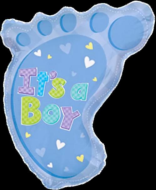 """""""IAB"""" Blue Foot ~ 22 Inch"""