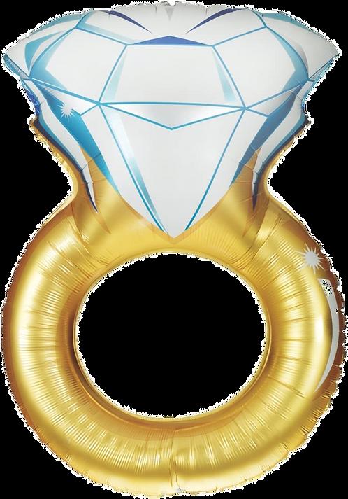 Wedding Ring ~ 37 Inch