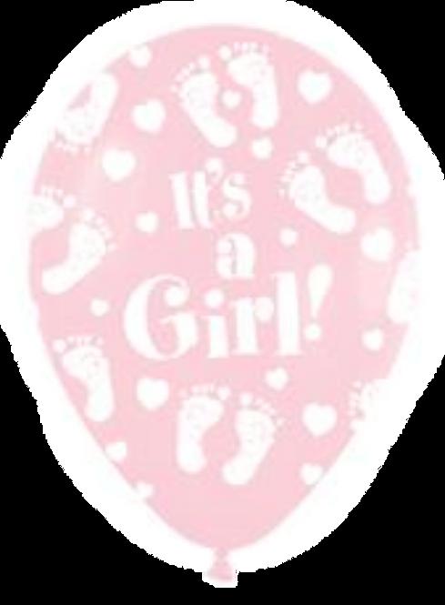 """""""It's A Girl"""" ~ 11 Inch"""
