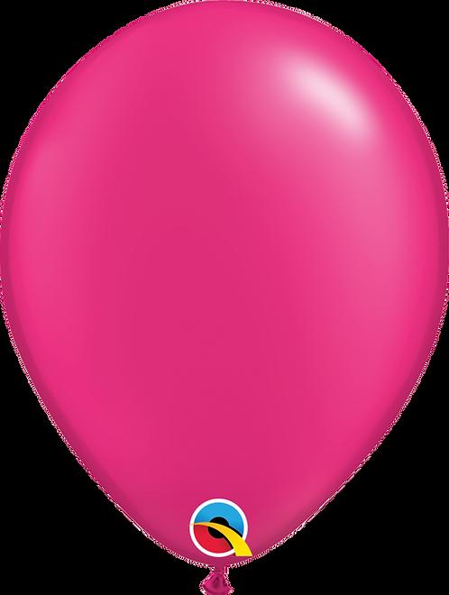 Magenta / Dark Pink ~ 11 Inch