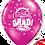 """Thumbnail: """"Congrats GRAD!"""" ~ 11 Inch"""