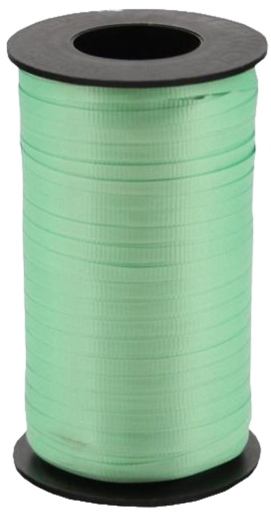 Mint Green Balloon Ribbon