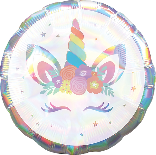 Unicorn Party ~ 28 Inch