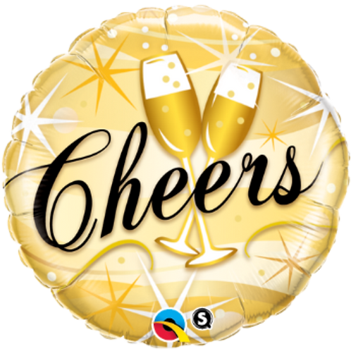 """""""Cheers"""" ~ 18 Inch"""