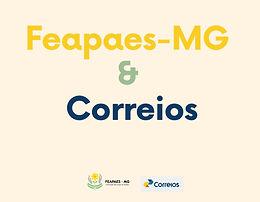 Parceria - APAE / Correios