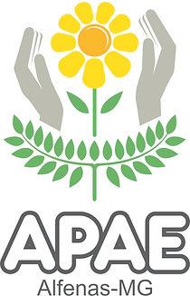 Logotipo da APAE de Alfenas