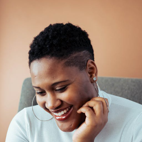 Hyping Yourself Up for the Big Chop—Tips and Advice