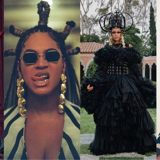 Beyonce- Vogue Magazine
