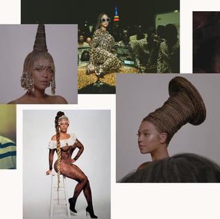 Beyonce- Cosmopolitan Magazine