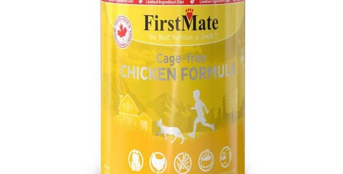 FirstMate - Conserve pour chien au poulet 345g/12.2onz