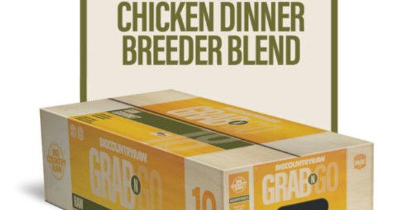 BCR - Grab N' Go - Gourmet 18lbs