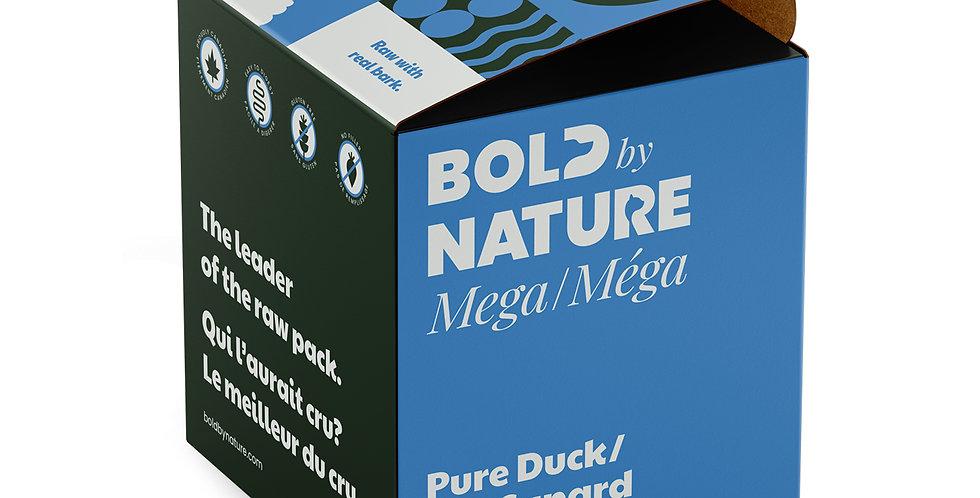 Bold by Nature - Méga Pur Canard 4lbs