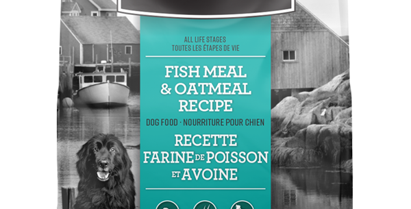 Lifetime - Chien poisson et avoine 11,4Kg