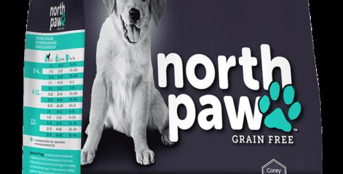 North Paw - Chiot sans grain 11,4Kg