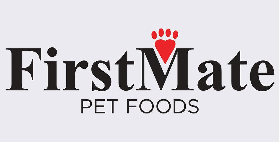 FirstMate - MÉLANGE Conserves pour chien/chiot Caisse de 12