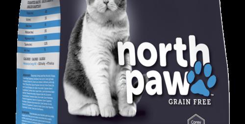 North Paw - Chat Mature / Contrôle de poids 2,25Kg