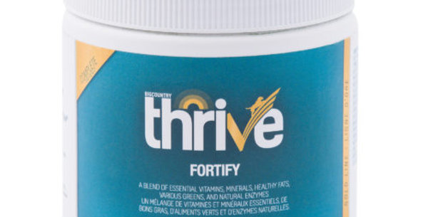 BCR - THRIVE GOLD LINE FORTIFY 150G