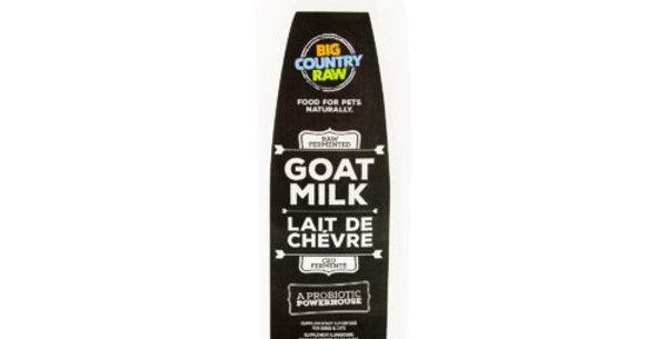 BCR - Lait de chèvre 490ml