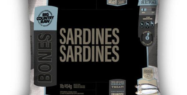 BCR - Sardines 1 lbs