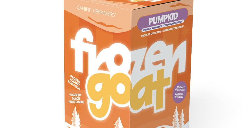 FROZEN GOAT - Yogourt glacé pour chien à la citrouille 300ml