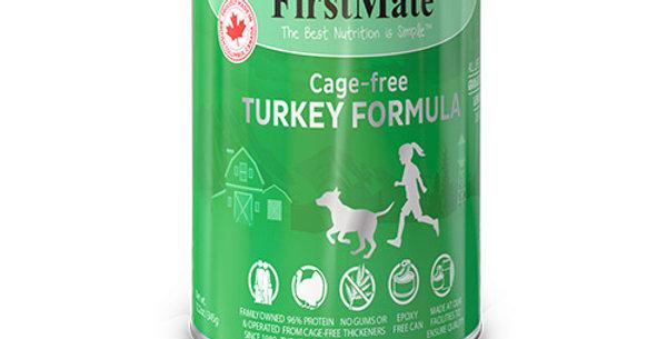 FirstMate - Conserve pour chien à la dinde 345g/12.2onz