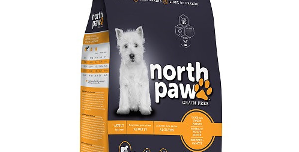 North Paw - Agneau et Patate Douce 2.25Kg