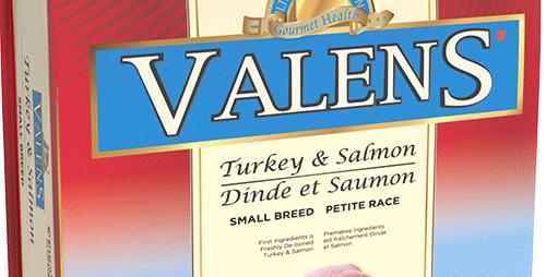 Valens - Chien petite race 3kg