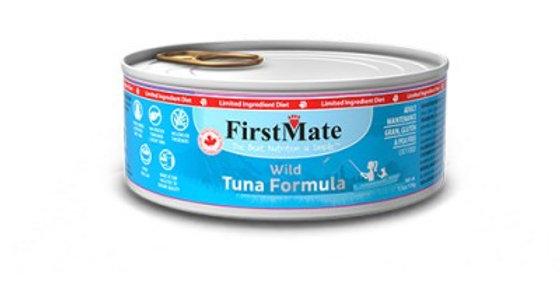 FirstMate  - Conserve pour chats et chatons au thon 156g/5.5onz