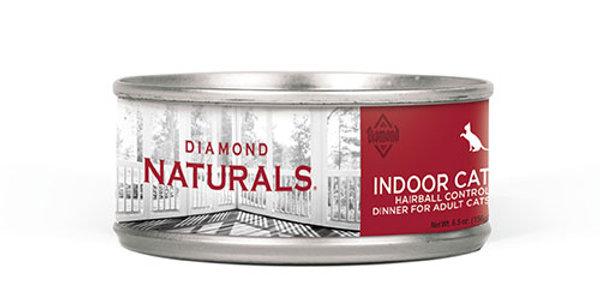 Diamond Naturals - Chat contrôle de boules de poils 156g