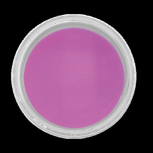 Pó acrilico violeta neon