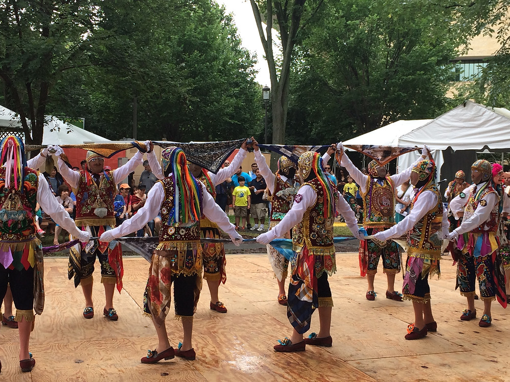 A taste of Peru, without being in Peru (Smithsonian Folklife Festival)