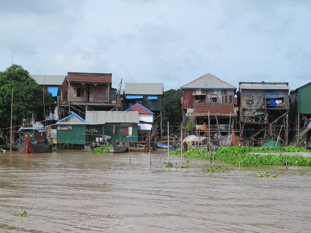 Along the Tonle Sap River