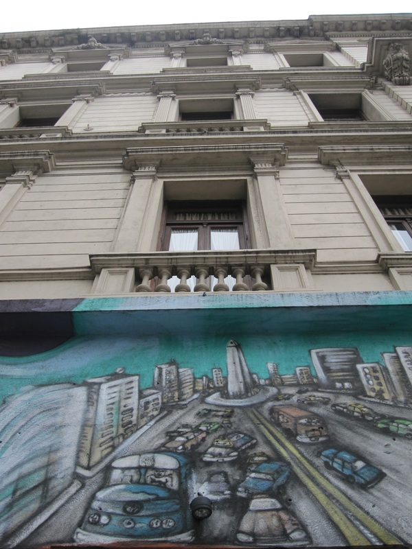Art meets architecture -Buenos Aires