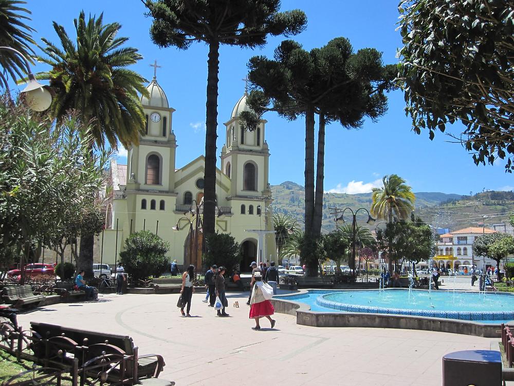 Santa Barbara, Ecuador