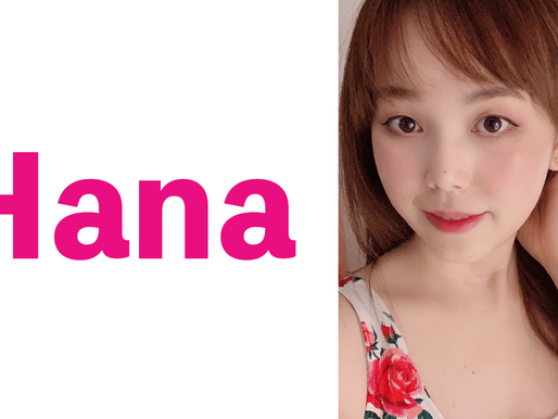 New Staff Hana 3月25日(木)〜