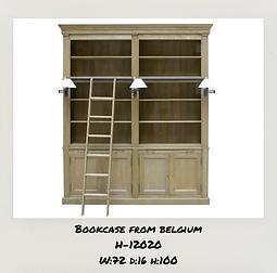 BOOKCASE BELGIUM