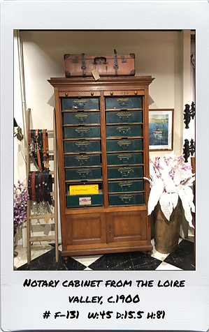 NOTARY FILING CABINET
