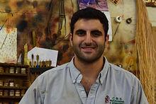 Christopher Saah, Shop Manager