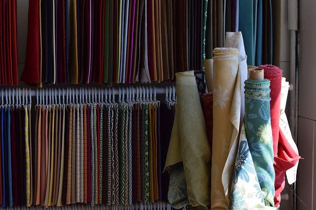 Fabric Center at C & S Refinishing