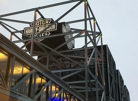 Unique Venues: Harley-Davidson Museum