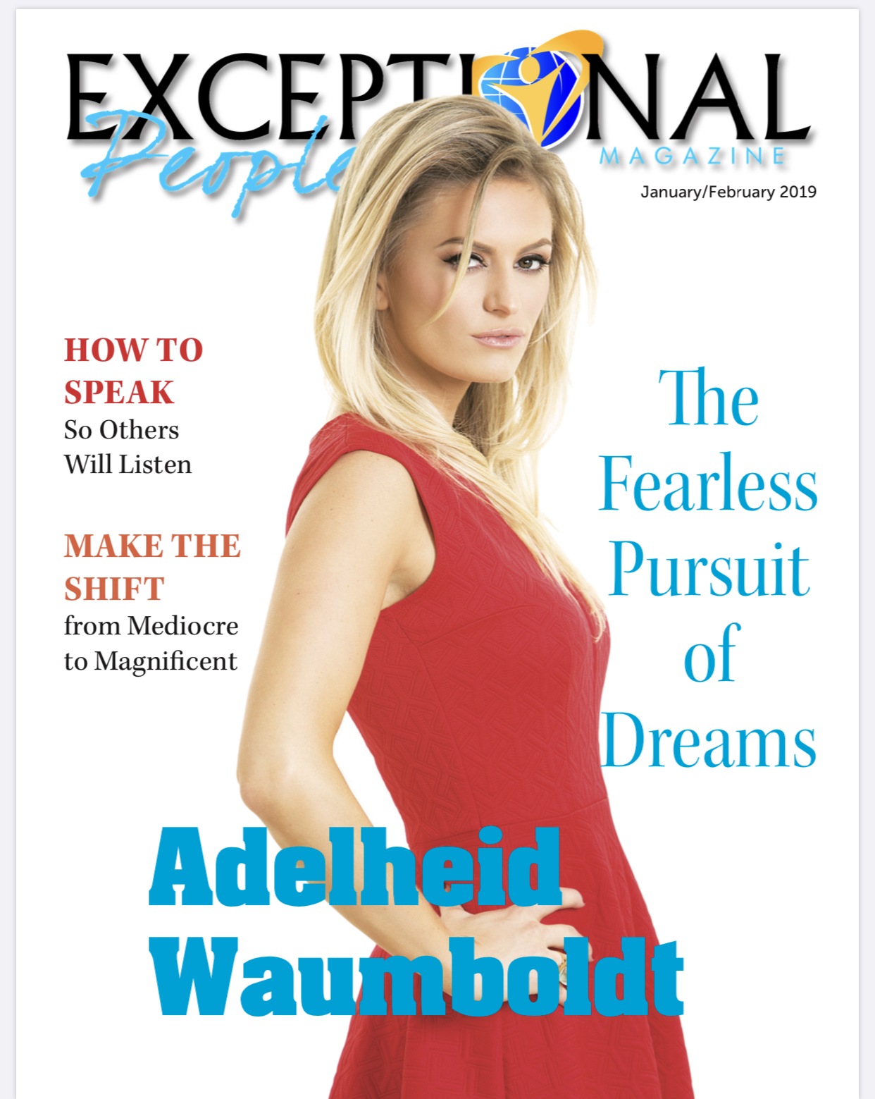 Exceptional People Mag Adelheid Waumboldt