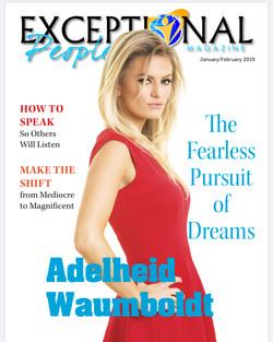 Exceptional People Mag Adelheid Waumboldt