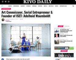 Kivo Daily with Adelheid Waumboldt