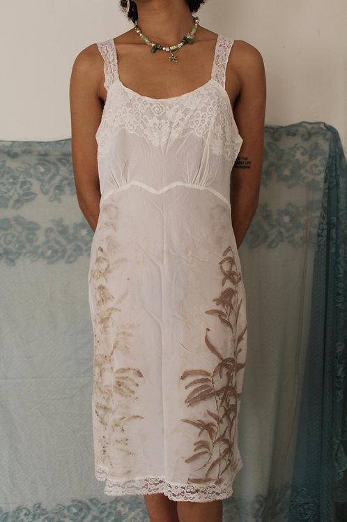 Ecoprint Dress