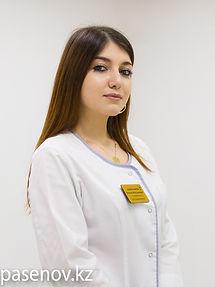 Хидирнабиева Марина Магидиновна