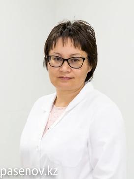 Кубесеитова Гульжан Мухамбетовна